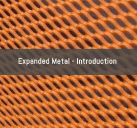 What is expanded mesh