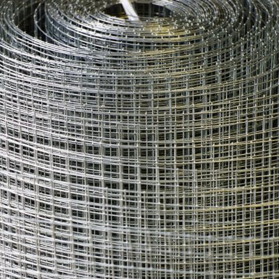 W012S4 Welded Wire Mesh: Per Metre, Minimum order 30 metres 12.7mm Opening, 1.2mm Wire  304SS