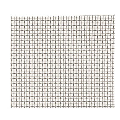 M00920 Fine Woven Wire Mesh Per Metre: 2.0mm Openings